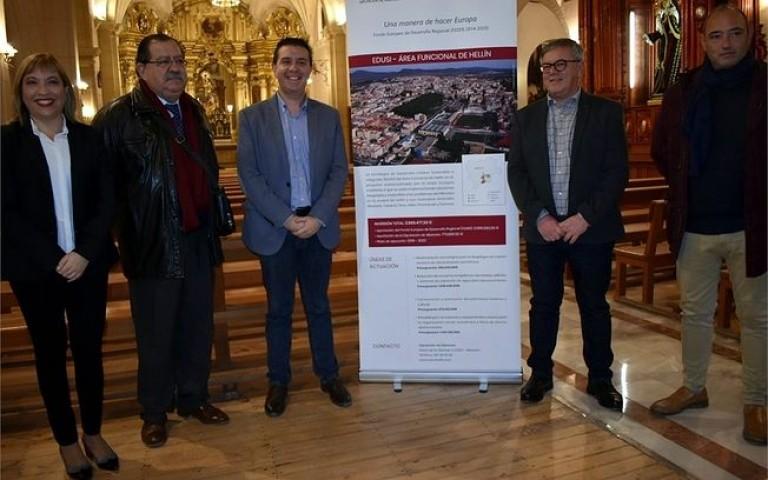 Inauguración del Monasterio Franciscanos de Hellín