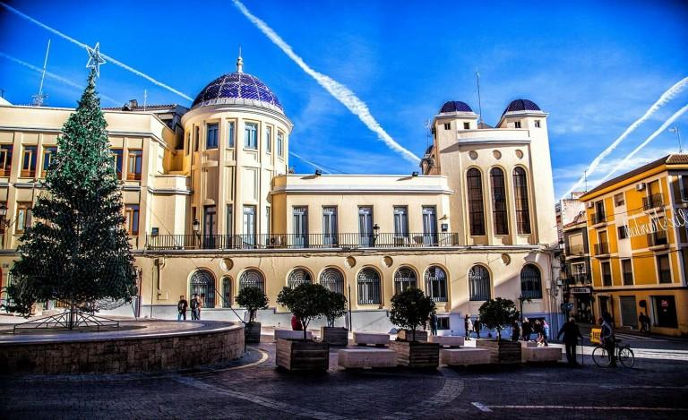 Ayuntamiento de Hellín
